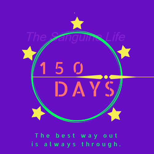 150 Days Water Mark