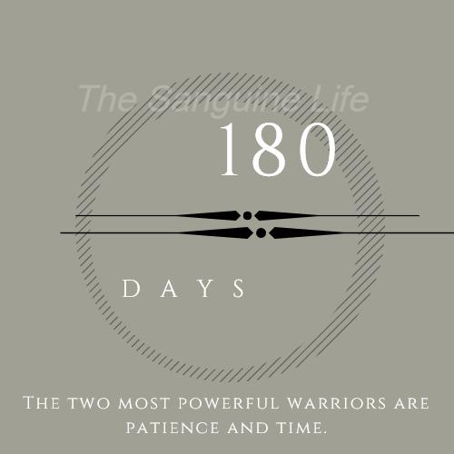 180 Days Water Mark