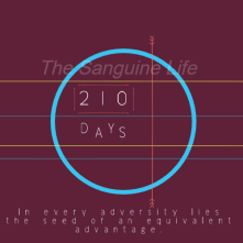 210 Days Water Mark